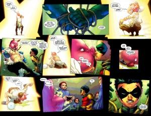 batman and robin page