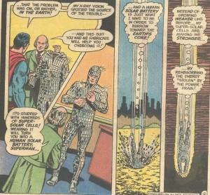 Shine on, you crazy Kryptonian diamond