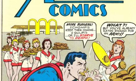 "Crazy Comic Covers: Action Comics #454 ""Superman's Energy Crisis"""