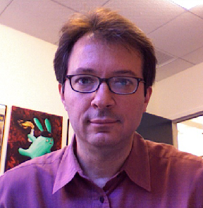 President of the AAEC Ted Rall