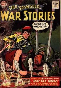 star spangled war stories #84