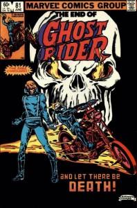 ghost rider 81