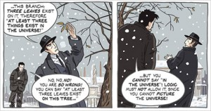 sample from Logicomix