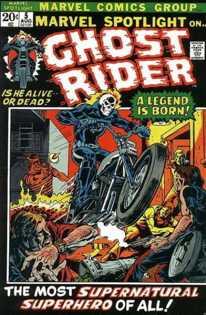 Auction Highlights 5 Ghost Rider Comic Book Daily