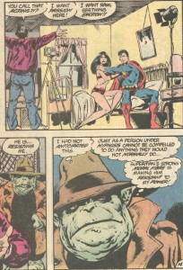 Should have given Superman some viagra.