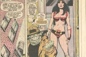 These panels just win any argument about Superman and sex.