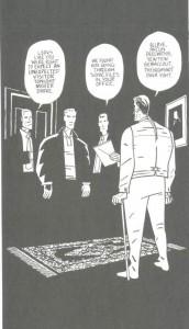 Paul Grist Kane panel1