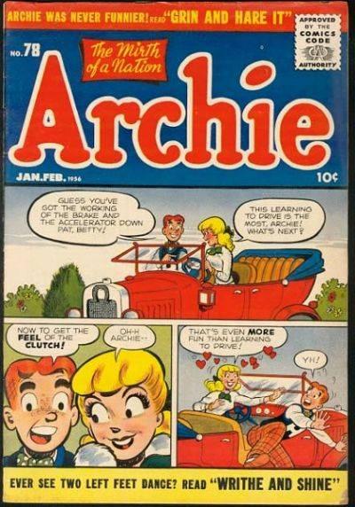 archie 78