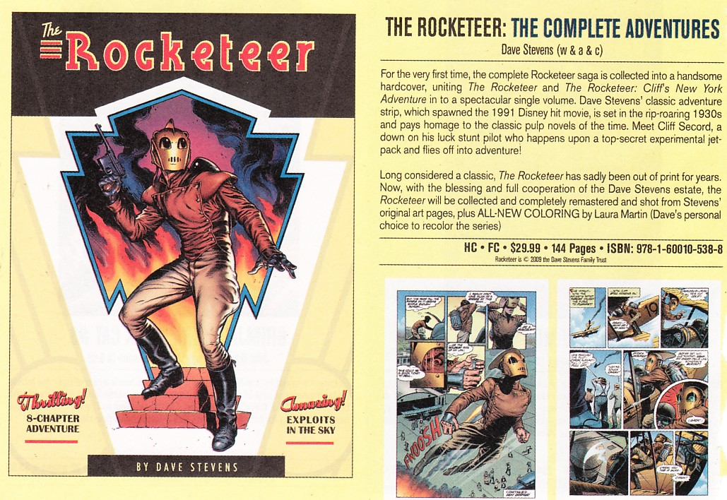 rocketeerhardcover