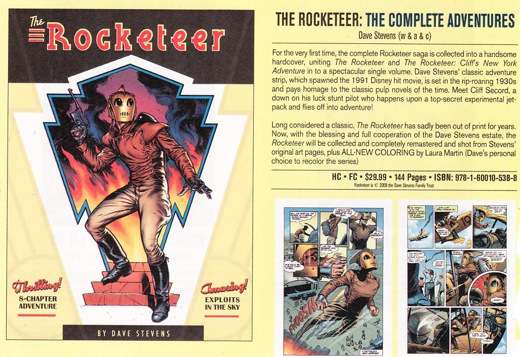 rocketeerhardcover