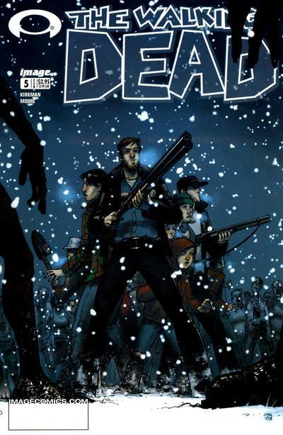 the walking dead comic book price guide