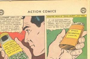 Lex Luthor, date-rapist extraordinaire