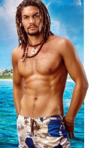 Baywatch and Stargate's Jason Momoa