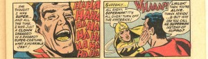 Insanity and more slapping Superman? even better!