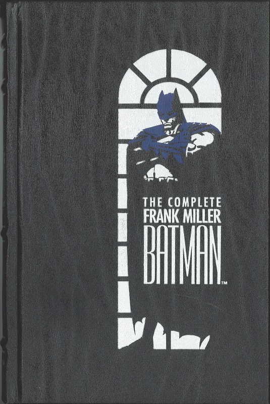 Wide Fluctuations in Complete Frank Miller Batman Sales