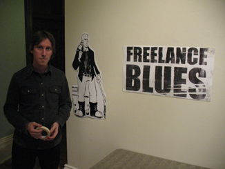 Ian Daffern - Freelance Blues