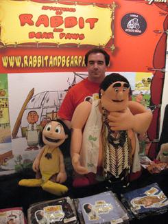 Chad Solomon - Adventures of Rabbit & Bear Paws