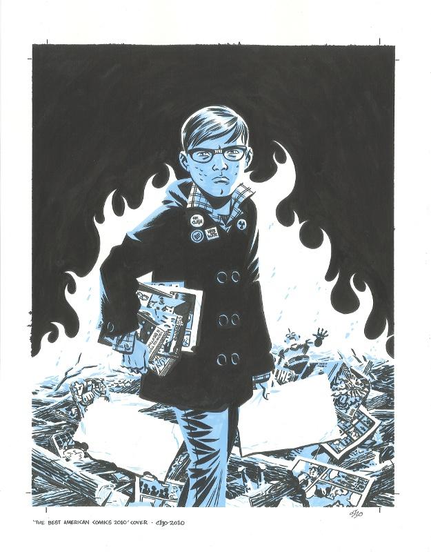 Your Patronus(es) Best-American-Comics-2010-Cover