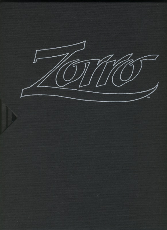 Zorro: The Complete Classic Adventures By Alex Toth