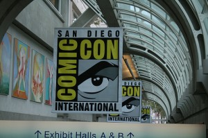 Comic-Con 2011 Courtesy flikr/netzkobold
