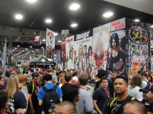 Image Comics booth SDCC '11 Courtesy flickr/popculturegeek.com