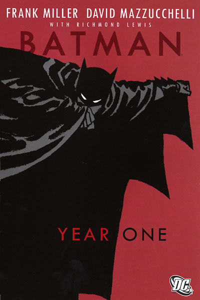 New Batman: Year One clip
