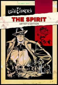 The Spirit Artist's Edition Cover