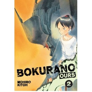 Cover for Bokurano: Ours Vol. 2