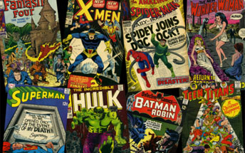 Comic book collecting tips