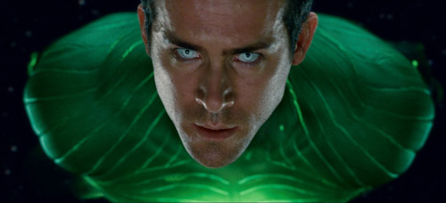 Green Lantern Blu Ray DVD Combo Pack