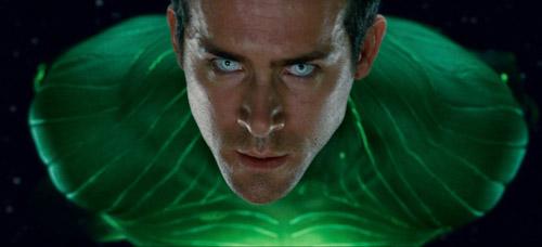 Green Lantern Blu Ray DVD Combo Pack