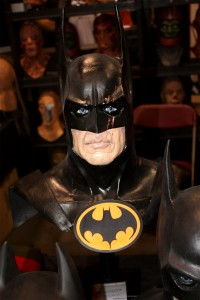Test out Arkham Asylum, check out Batman titles and get even closer with Batman busts. Photo By: Alexa Tomaszewski