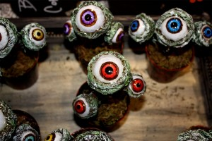 Check out artist alley for creepy creations, prints and much, much more.