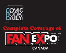 Captain Canuck a Fan Expo Hit!
