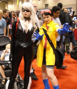 Black Cat and Jubilee