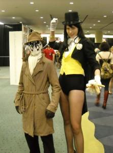 Rorschach and Zatanna