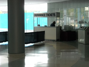 Fan Expo 2011 Advance Ticket Booth