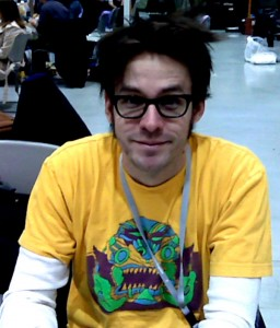 Matt Fraction frequently attends fan expents like Fan Expo in Toronto.  Photo Courtesy: Flickr/Nonsequiturlass