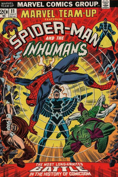 Marvel Team-Up #11