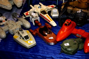 Star Wars toys, Star wars costumes, droids - you name it - the Force is at Fan Expo. Photo By: Alexa Tomaszewski