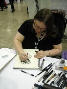 Pia Guerra at MCC 2011