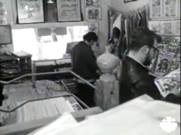 Canada's 1st Comic Shop?
