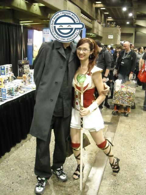 MCC 2011 Photo Parade • Comic Book Daily