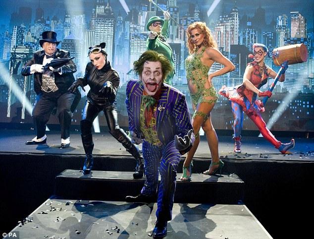 Batman Live: The Review