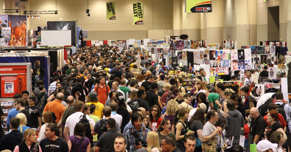 77,840 Attend Fan Expo
