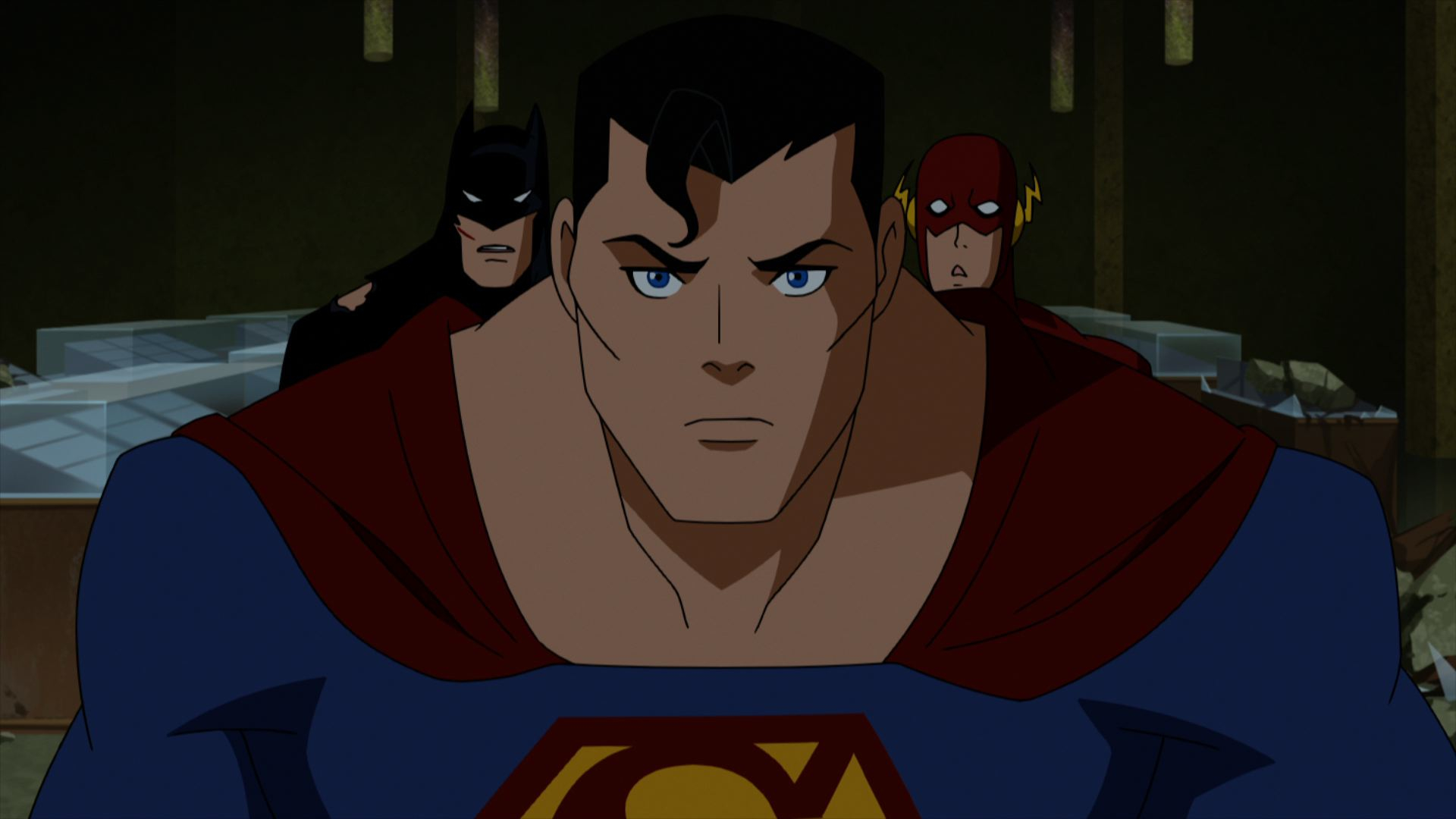 Justice League  Doom is scheduled for release in early 2012 Superman Justice League Doom