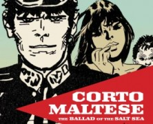Corto Maltese: New English Editions