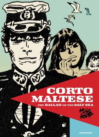 Corto Maltese: New English Editions