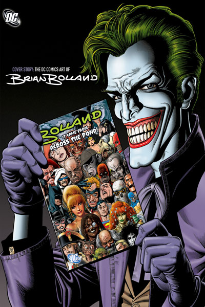 Cover Story: The DC Comics Art Of Brian Bolland