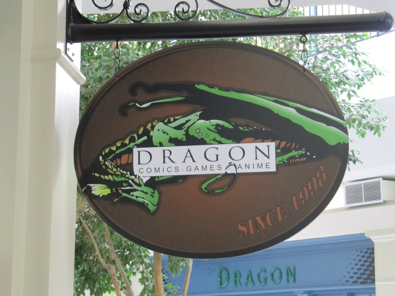 The Dragon<br />Guelph Ontario